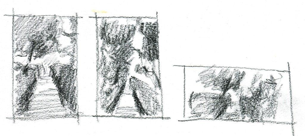 Tonwert skizzen