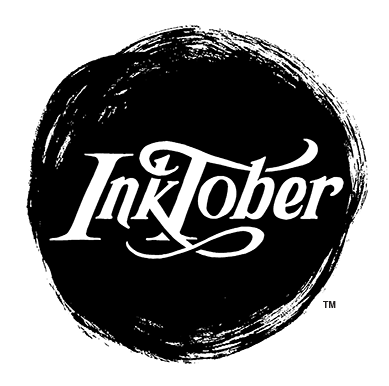 Inktober – Tinte, Tusche, Fineliner und 31 Tage lang zeichnen